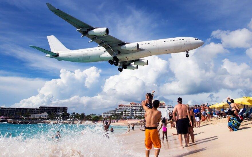 Самолет с российскими туристами едва избежал столкновения в небе над Турцией