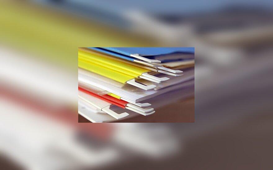 Ofisas, dokumentai