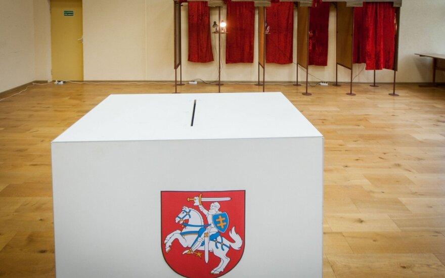 В Занавикском округе Литвы выбирают депутата