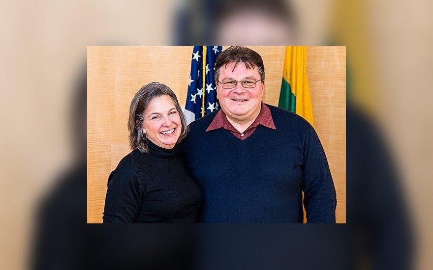 Линкявичюс: Литва должна использовать все возможности партнерства с США