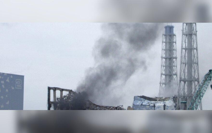 Avarija Fukušimos atominėje elektrinėje