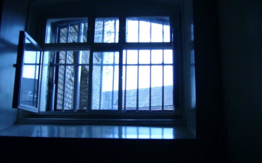 Kalėjimo langas