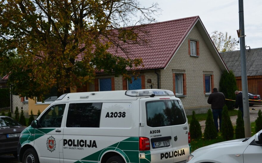 После экзекуции в Лаздияй задержаны четверо подозреваемых