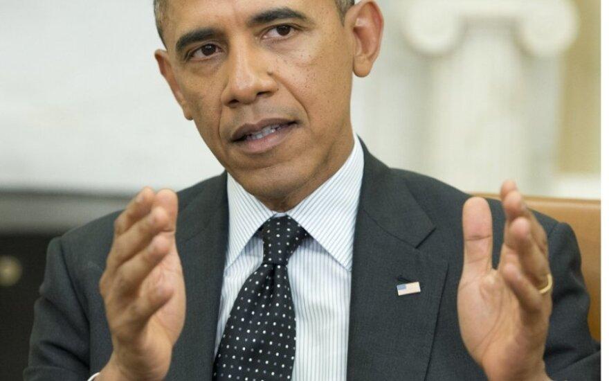 Обама: Считать Крым российским рано