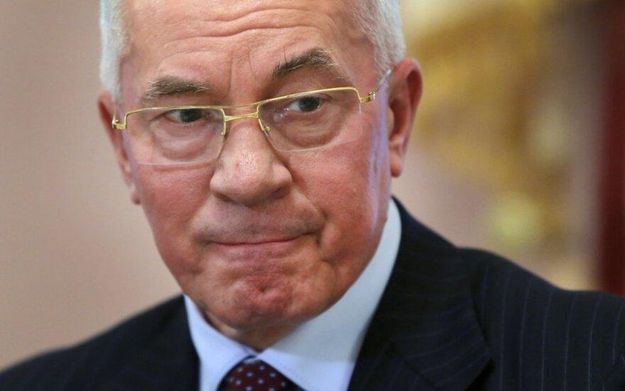 Mykola Azarovas