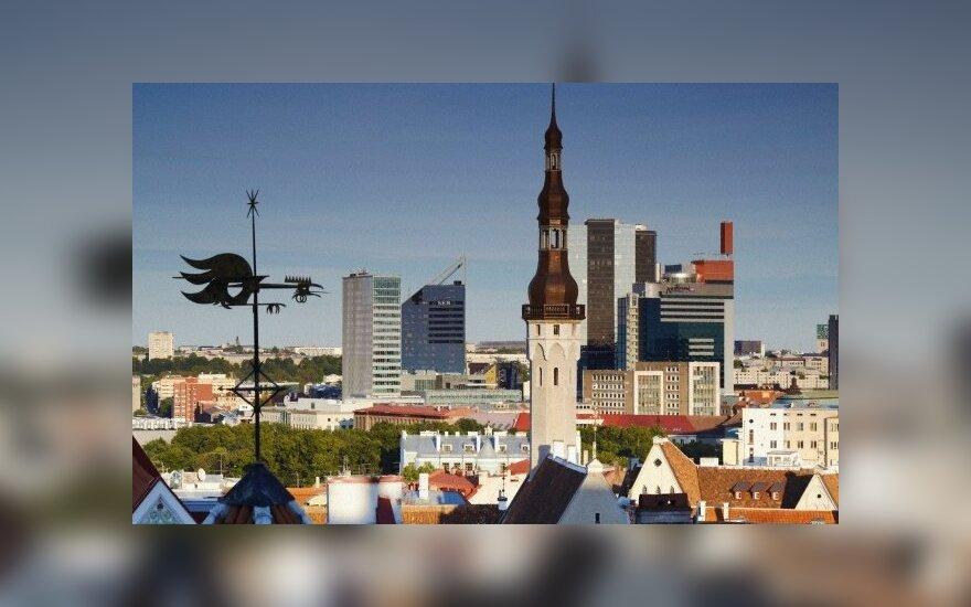 В Таллинне может появиться улица Рейгана