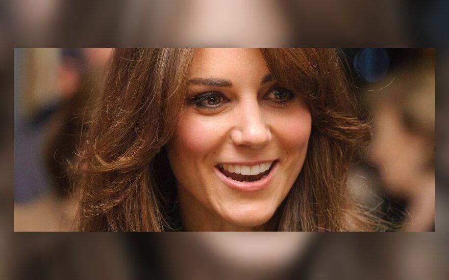 СМИ: Кейт Миддлтон беременна и назовет дочь Дианой