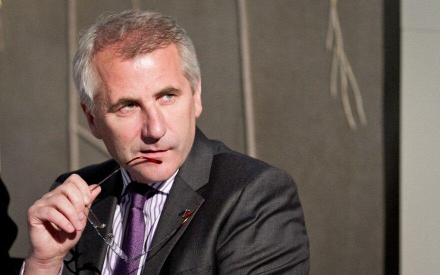 Ушацкас: санкции для России могут быть пересмотрены