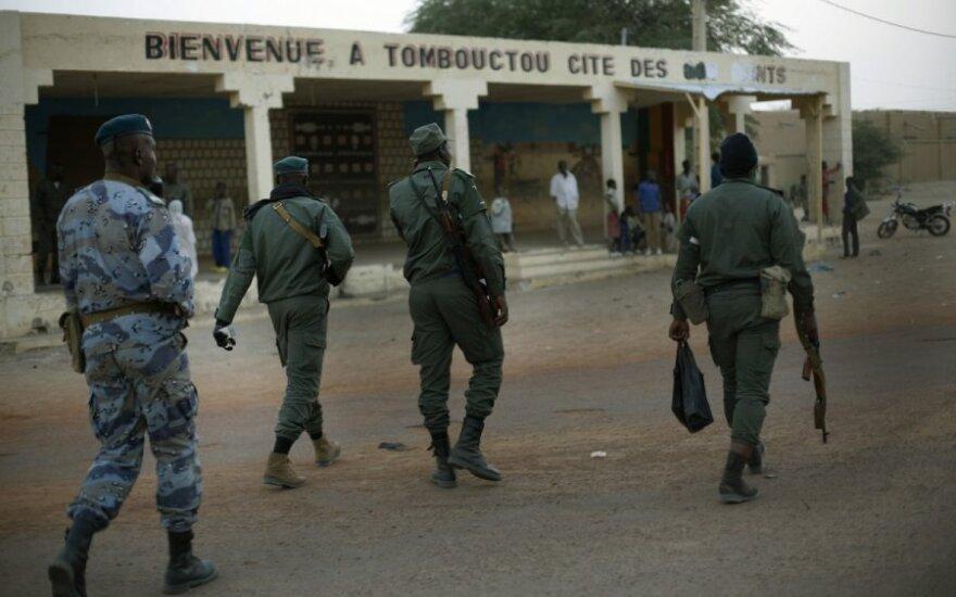 В Мали боевики убили пятерых миротворцев ООН и ранили еще троих