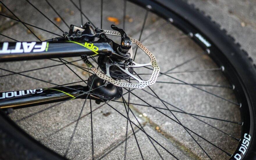 Specialistai išskiria kelias dviratininkų klaidas