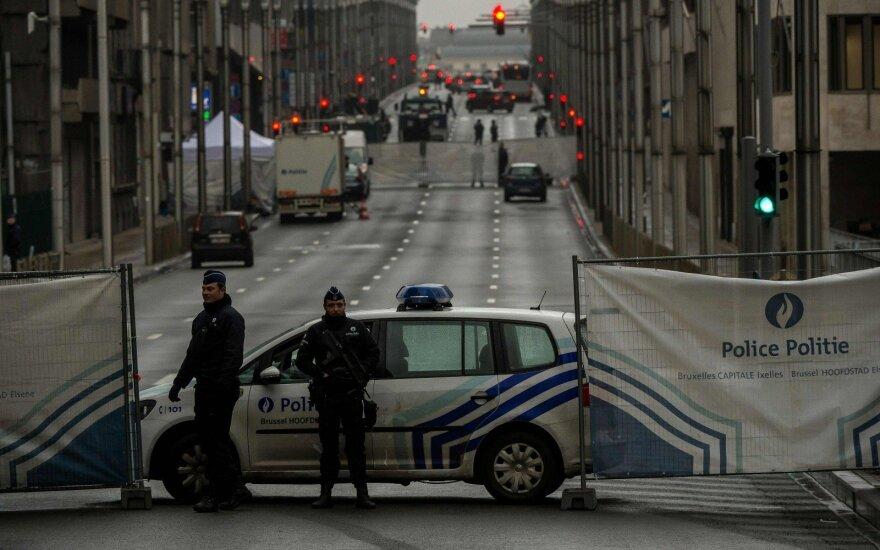 Участник брюссельских терактов работал уборщиком в Европарламенте