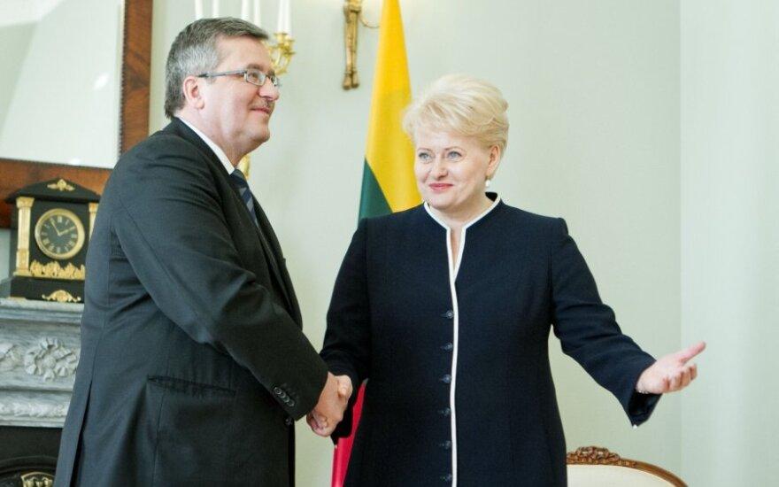 Slavėnaitė: W relacjach polsko-litewskich nie następuje ocieplenie z powodu przestarzałego podejścia do dyplomacji