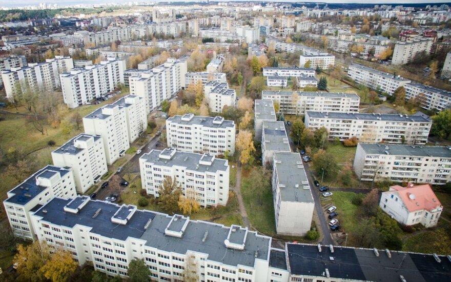 Жители части многоквартирных домов в Литве будут платить новый налог