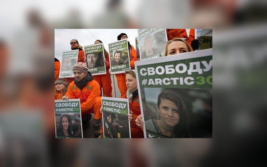 """Активистов """"Гринпис"""" развезли по трем СИЗО Петербурга"""