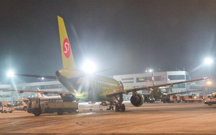 Грузинским авиакомпаниям запретили летать в Россию