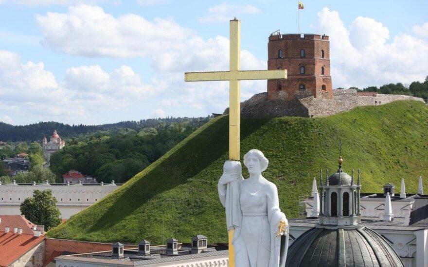Гирнюс: если террористы захотят что-то взорвать, это будет не башня Гедиминаса