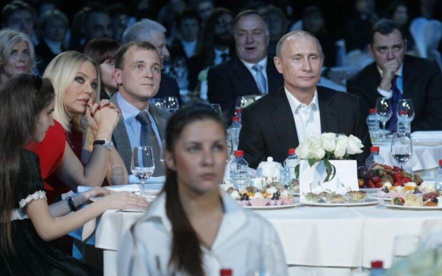 Ornella Muti, Vladimiras Putinas