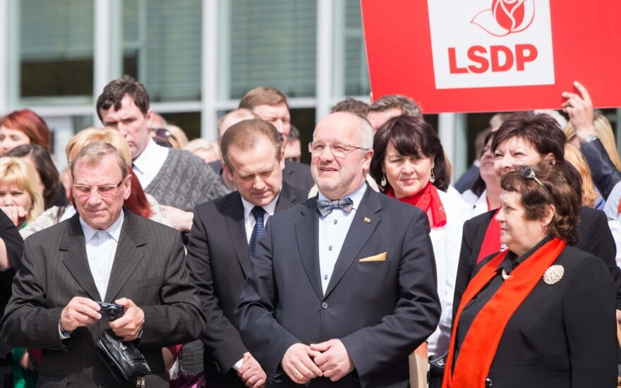 The Lithuanian Social Democratic Party
