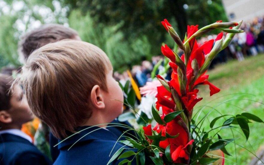 В русских школах Литвы увеличилось число первоклашек