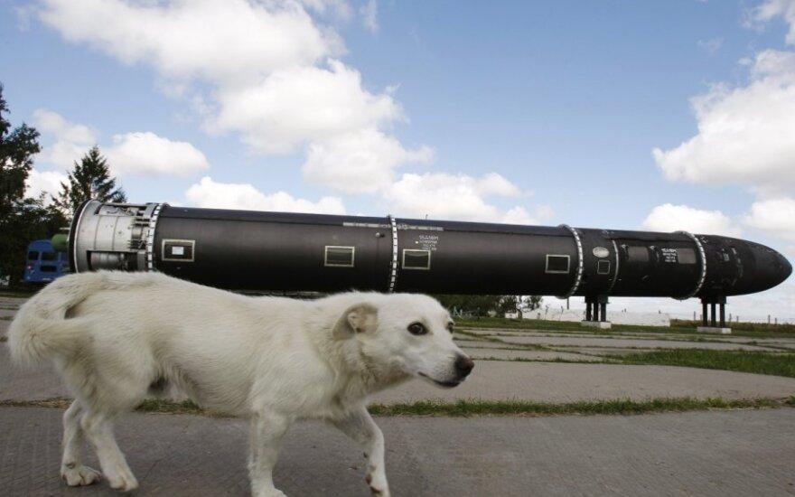 Ministerstwo Obrony Ukrainy grozi, że wróci do kwestii tworzenia broni jądrowej