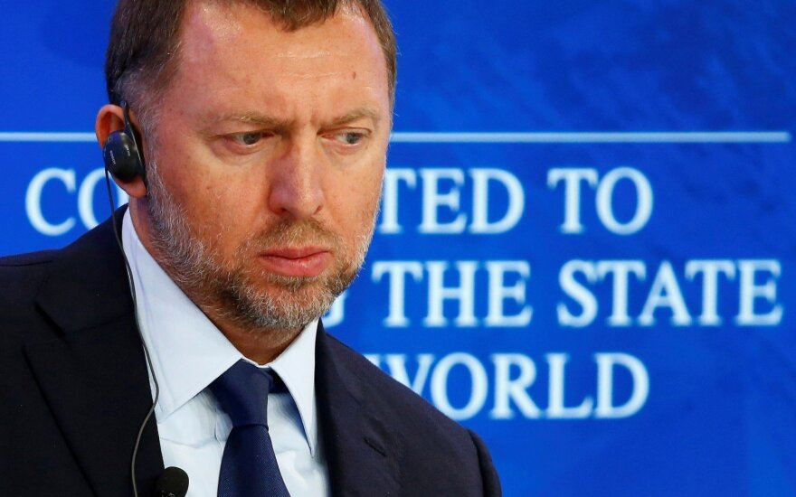 Дерипаска посчитал грабежом предложенную государством помощь на фоне санкций