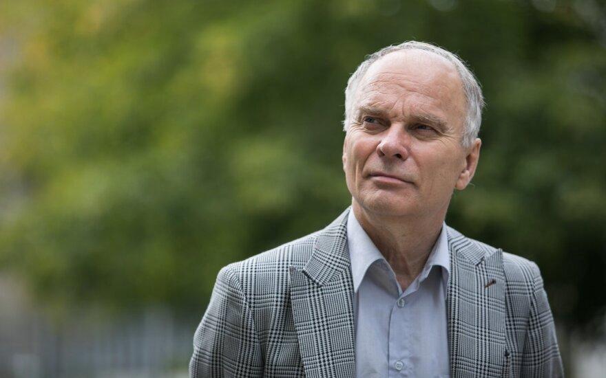 Историк Чесловас Лауринавичюс: смысл Балтийского пути был ясен любому человеку доброй воли