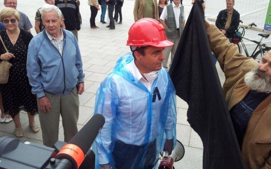 Глава профсоюза полицейских: решение в отношении Гражулиса узаконит насилие против служащих