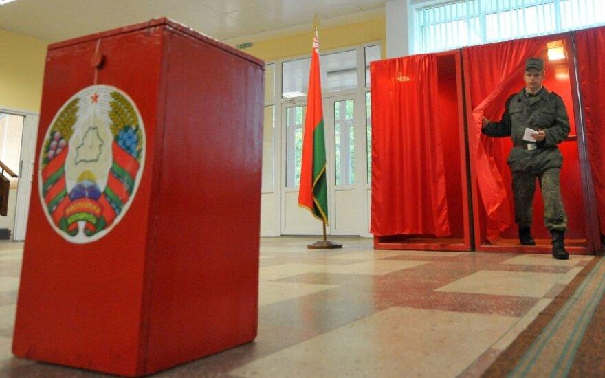 """Белорусская оппозиция произвела """"фиксацию политической позиции"""""""