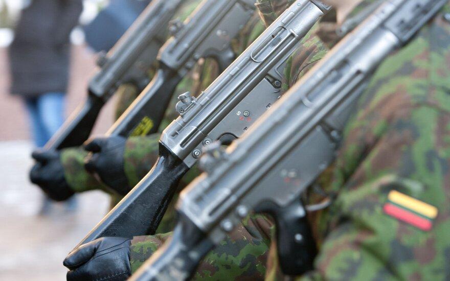 Капитана Литовской армии дважды осудили за дезертирство
