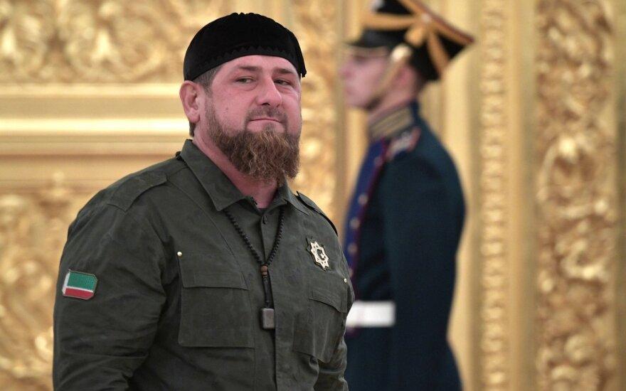 Чеченцы внесли Литву в свой список неблагожелательных стран