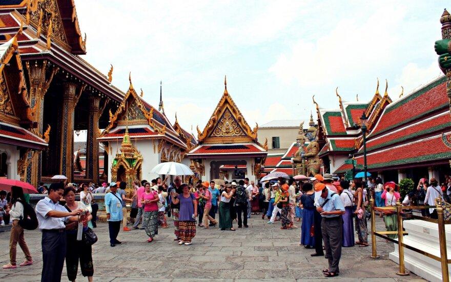 В Бангкоке во время саммита АСЕАН прогремело шесть взрывов