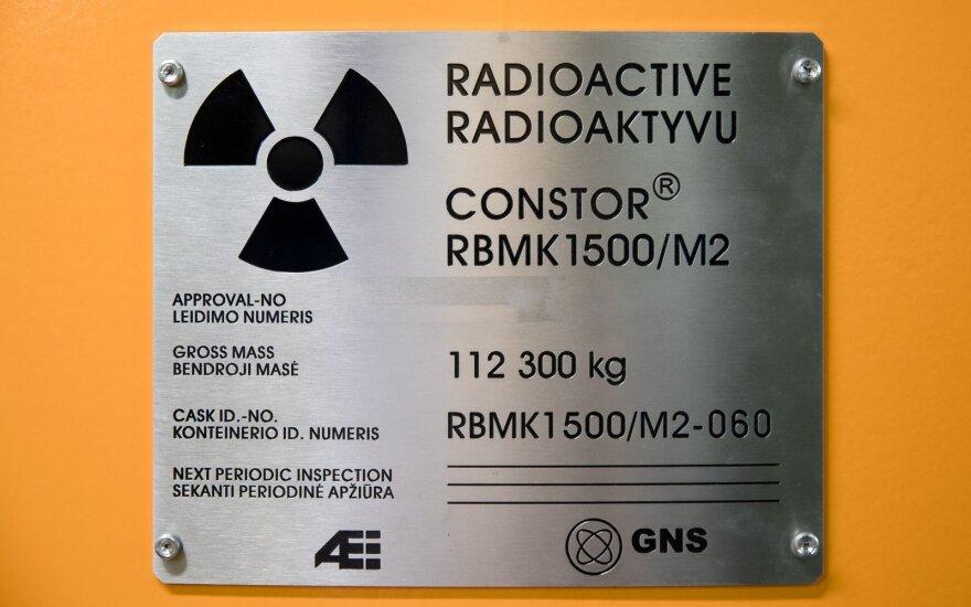 Жителей Литвы пугают ядерным могильником
