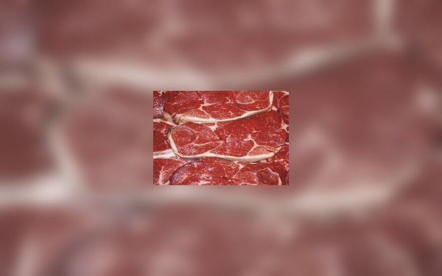 Россия ограничила ввоз говядины из Литвы