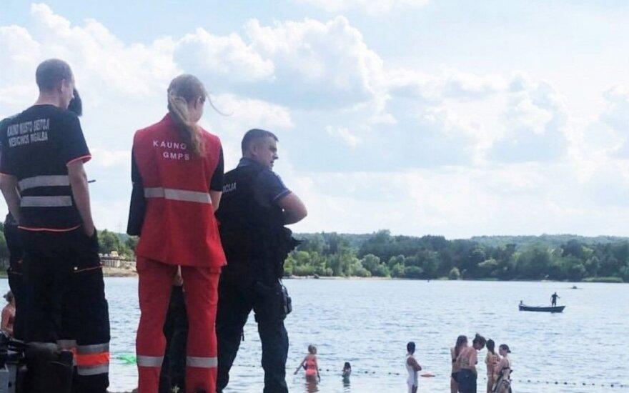 На выходных в водоёмах Литвы утонули 8 человек