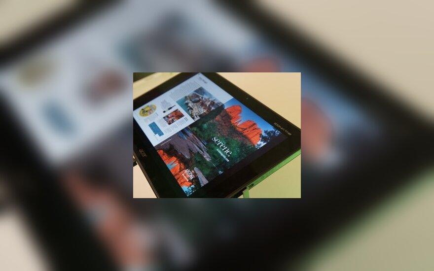 Acer Iconia Tab A700. Фотография с сайта engadget.com