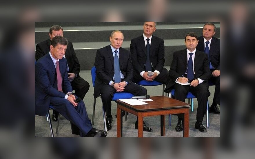 Путин оценил подготовку к Олимпиаде: до совершенства еще далеко