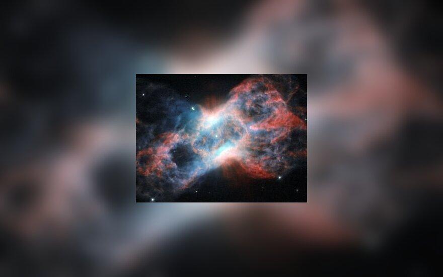NGC 7026. Фото NASA/ESA