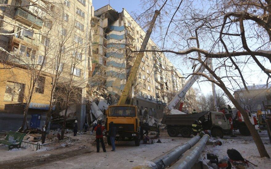 Найдены 22 погибших при взрыве дома в Магнитогорске, версию теракта опровергают