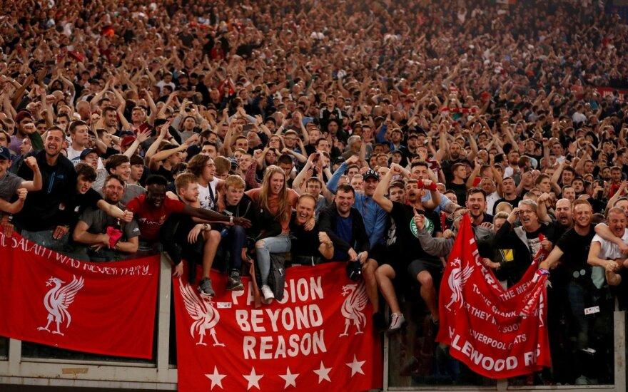 """Liverpool"" – Čempionų lygos finale"