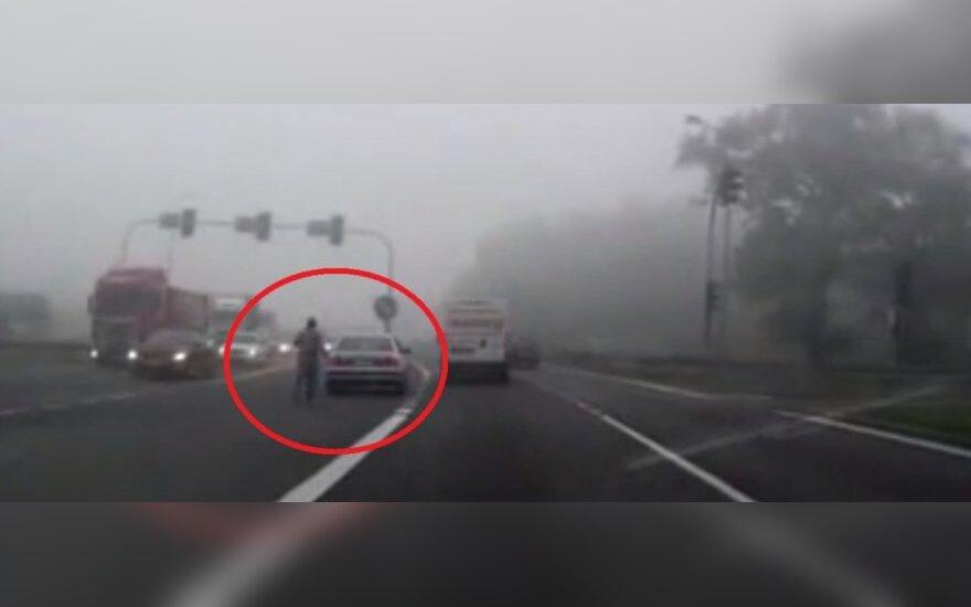 Holowanie bez kierowcy