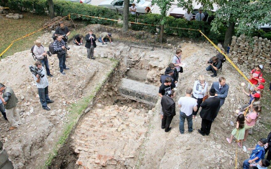 Мэр Вильнюса: Большая синагога должна быть восстановлена, но не в ближайшие десять лет