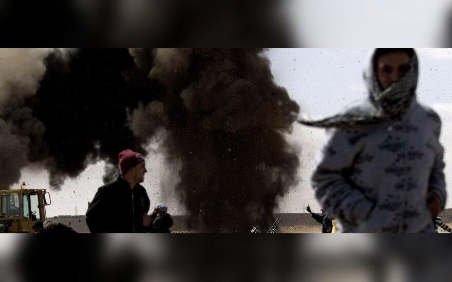 Совбез ООН просят разрешить точечные удары по Ливии