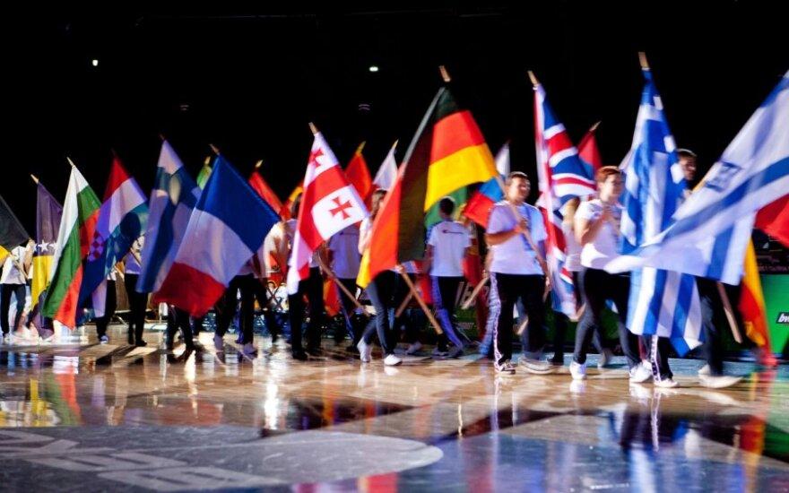 Страны Балтии обсуждают идею проведения в 2017 г. чемпионата Европы по баскетболу