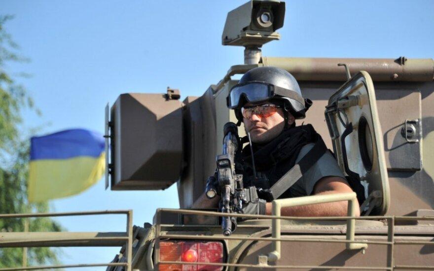Минобороны Украины: силовики сжимают кольцо вокруг террористов