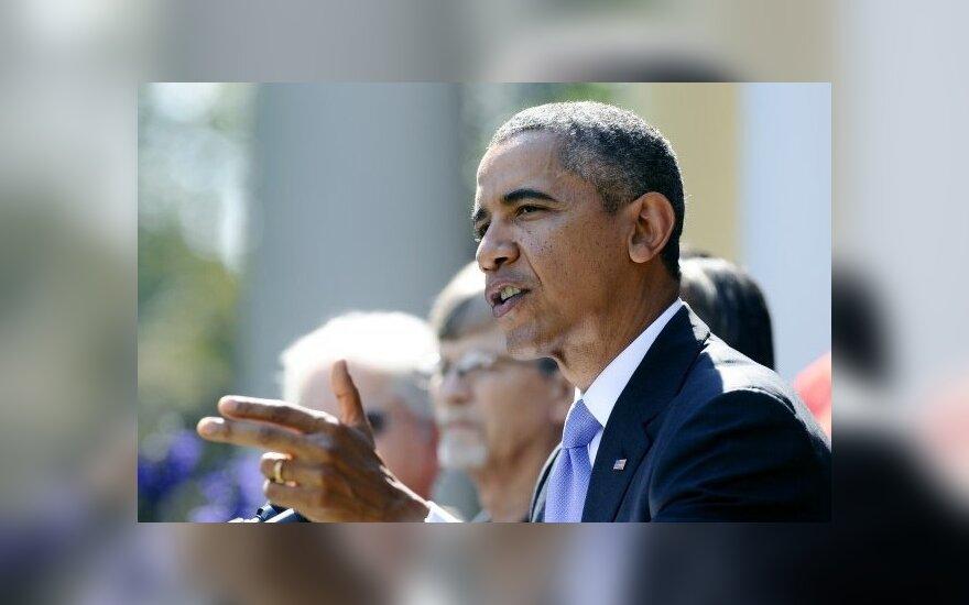 Обама отменил поездку на саммит АТЭС
