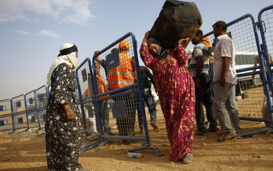 Bild: 390 тысяч сирийцев получат право перевезти свои семьи в Германию