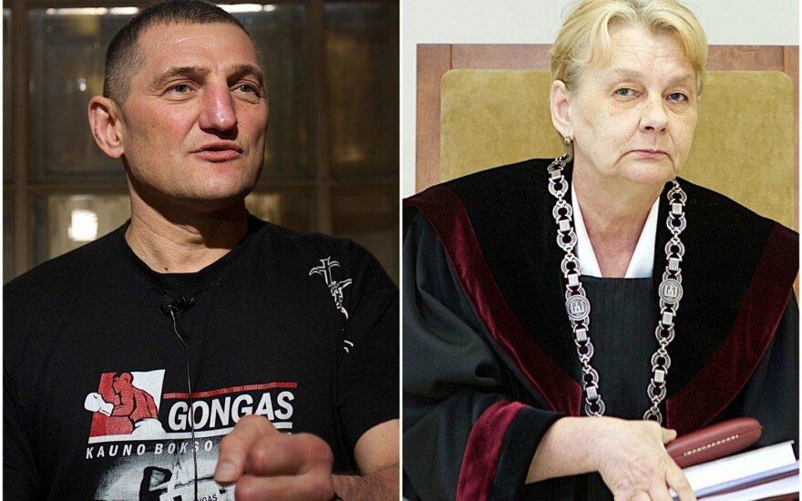 Henrikas Daktaras ir Aldona Rakauskienė