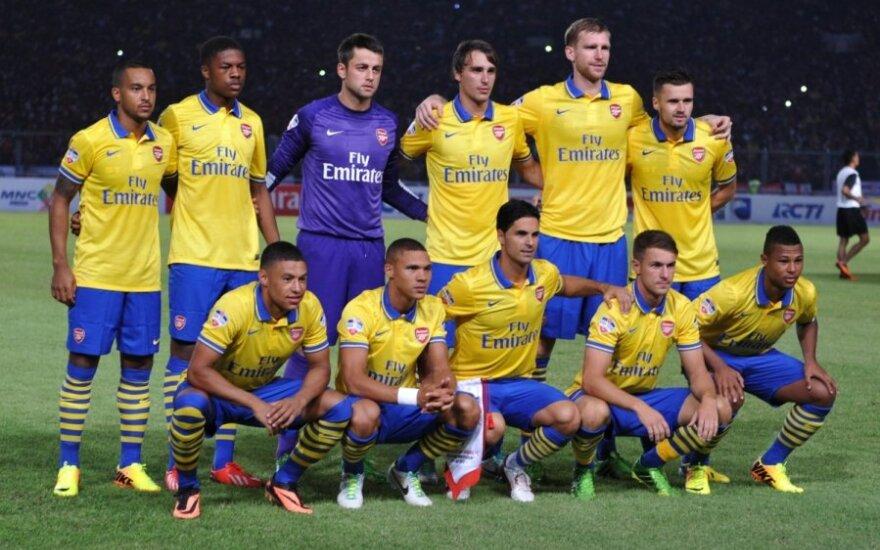 """Londono """"Arsenal"""" klubas"""