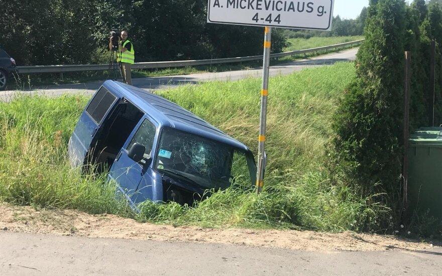 Трагическое ДТП под Вильнюсом: водитель скончался