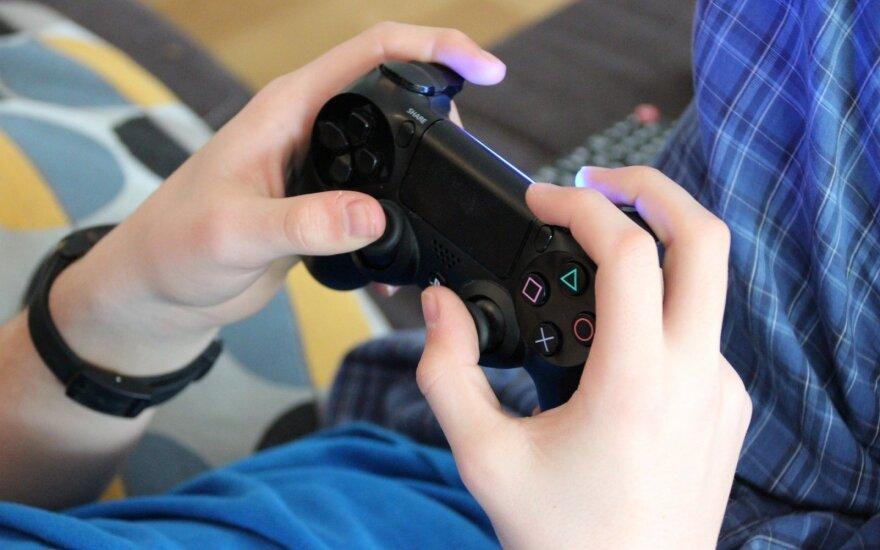 video žaidimai
